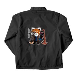 YSパンダ・サイボーグ Coach Jacket
