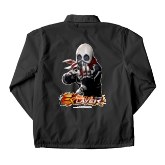FIGHTING EX LAYER - Skullomania Coach Jacket