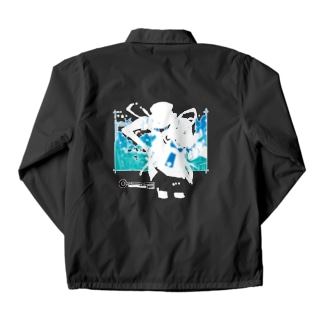 [大鷽文庫] ON YOUR MARK Coach Jacket