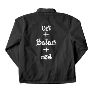 UnBalanced Tashizan Coach Jacket