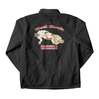 heel hook Coach Jacket