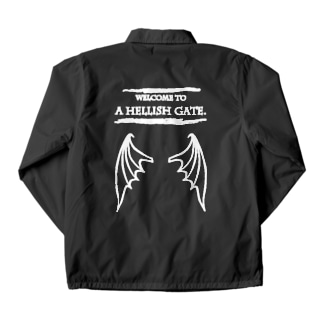 A Hellish Gate Coach Jacket