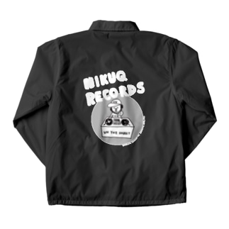 NIKUQ RECORDS Coach Jacket