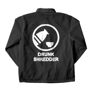 DRUNK SHREDDER Coach Jacket