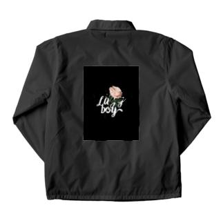 LAZY BOY Coach Jacket