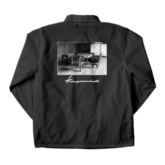 "a Room for the ""Time"" BW 2 Coach Jacket"