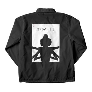 3F6A=1/8 Coach Jacket
