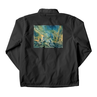 pollute Coach Jacket