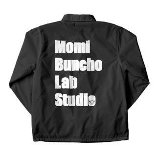 Momi Buncho Lab Studio Coach Jacket