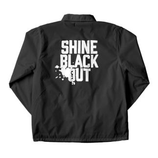 BLACKOUT Coach Jacket