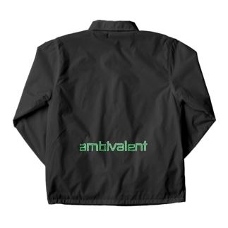 Ambiva Wotaku Life Coach Jacket