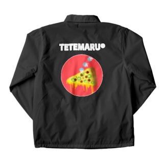 TETEMARUピッツァ Coach Jacket
