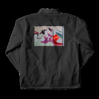 美空のsyunga Coach Jacket