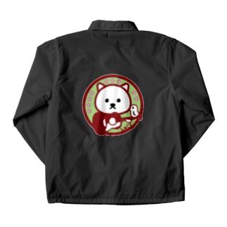 パ紋No.3331 しゅくり Coach Jacket