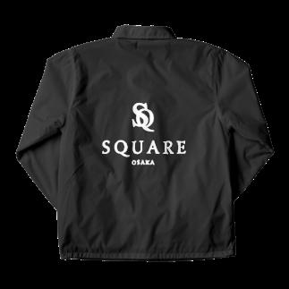 SQUARE-Osaka-のオリジナルグッズ by SQUARE-Osaka- Black Coach Jacket