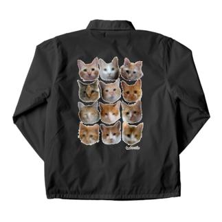 Twelve Cats Coach Jacket