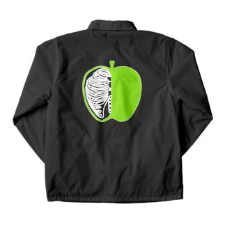 骨リンゴ Coach Jacket