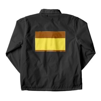 カステラ王国 Coach Jacket