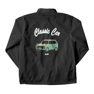 Classic Car Coach Jacket