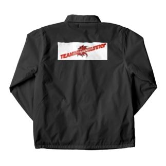 TEAM MOVE GUNNER Coach Jacket