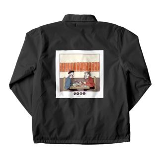 中華飯店 Coach Jacket