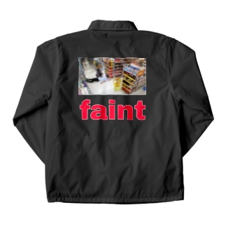 faint Coach Jacket