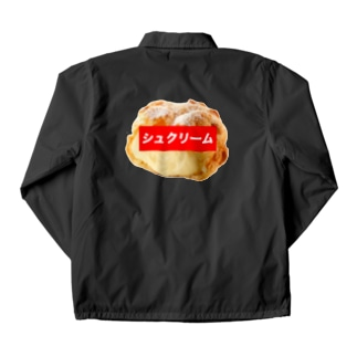 シュクリームジャケット Coach Jacket