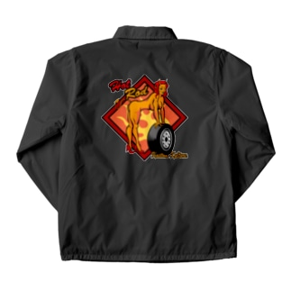 HOT ROD Coach Jacket