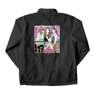 girls(両面デザイン) Coach Jacket