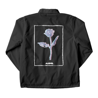 ALONE. Coach Jacket
