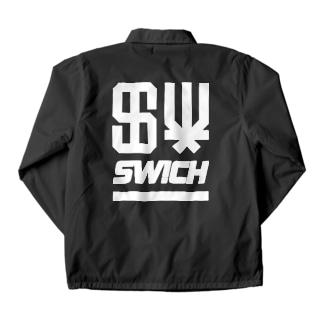 SWICH_UR WP Coach Jacket