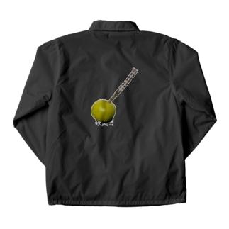 柑橘系バタフライ Coach Jacket