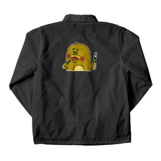 カモノハシのモカちゃん Coach Jacket