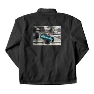 AdversitY jacket Coach Jacket