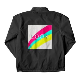 rainbow Coach Jacket