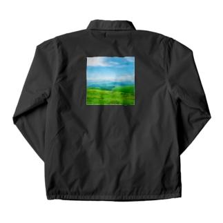 草原その2 Coach Jacket
