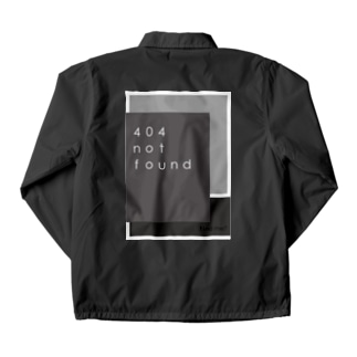 404 not found Coach Jacket