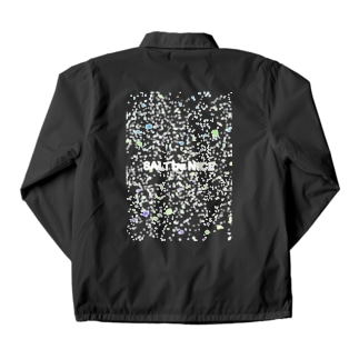 SALT be NICE Coach Jacket