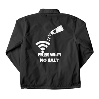 FREE Wi-Fi NO SALT Coach Jacket