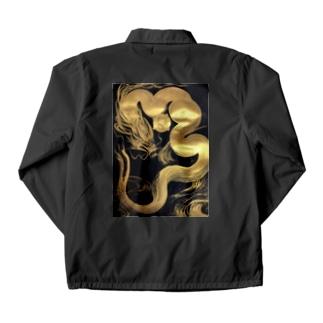 神の蔵 Coach Jacket