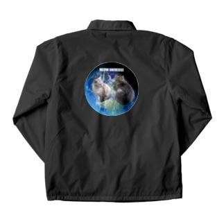 MEOW UNIVERSE Coach Jacket