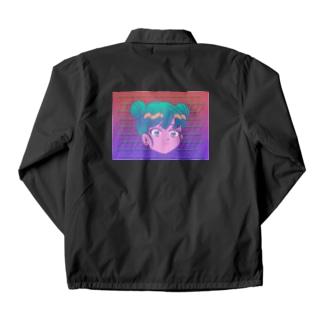 デジタルガール Coach Jacket