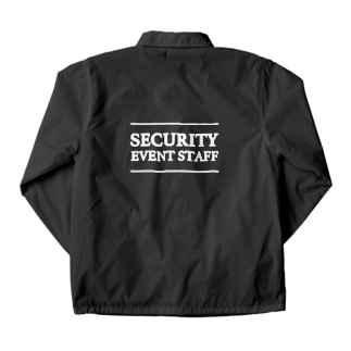 #SECURITY  Coach Jacket