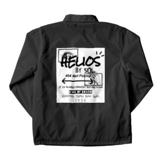 HELIOS Coach Jacket