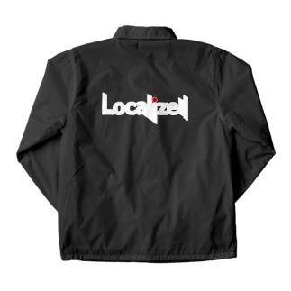Localize!! Coach Jacket