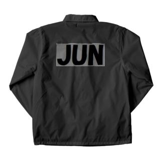 JUN  グッズ 3 Coach Jacket