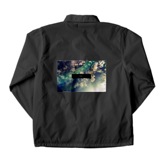 xxx。のxxx.midnight flower Coach Jacket