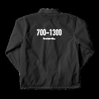 wlmのPOINTS 700-1300 Coach Jacket