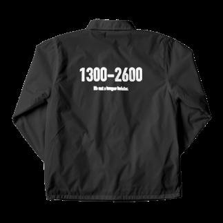 wlmのPOINTS 1300-2600 Coach Jacket