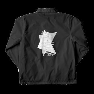 wlmのLET'S STICKS Coach Jacket
